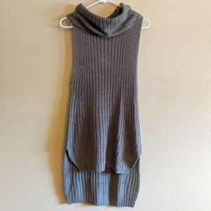 NWT Olive Cowlneck Sweater Dress